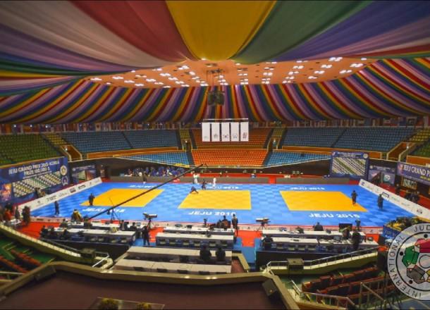 Grand Prix Jeju (KOR) 26. bis 28. November2015
