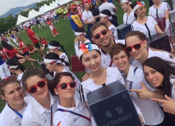 28. Sommer-Universiade 2015 in Gwangju (Südkorea)
