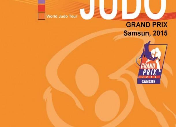 Grand Prix Samsun (Türkei) - 27. bis 29. März 2015 ++ 5. PLatz ++