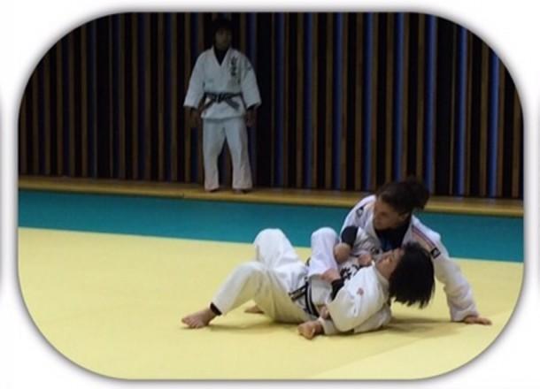 Nach zwei Wochen intensivem Training inJapan