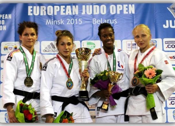 European Judo Open Minsk, BLR ++Silber++