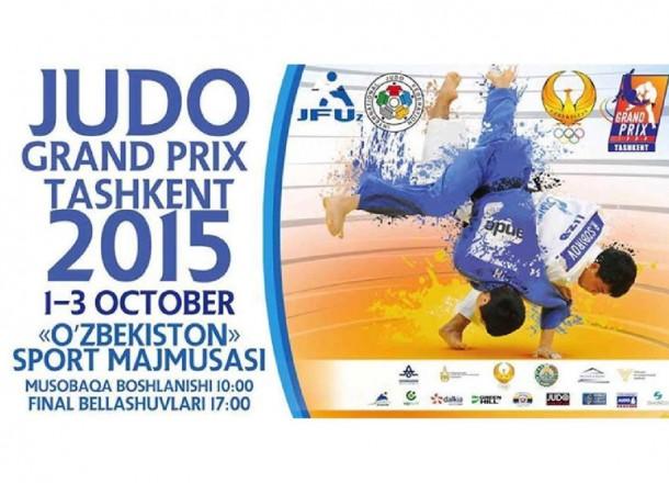 Grand Prix Tashkent (Uzbekistan) - 01. bis 03. Oktober2015