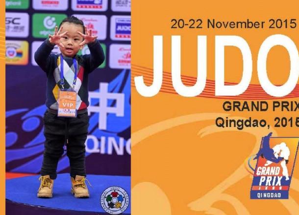 Grand Prix Qingdao (China) 20. bis 22. November2015