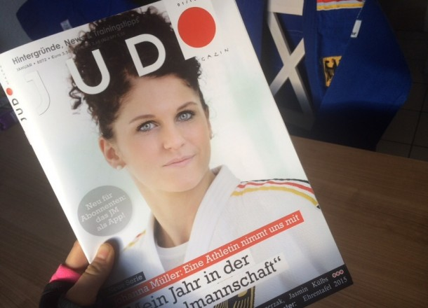 Neue Serie im Judo Magazin