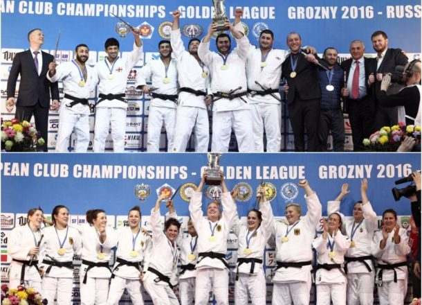 WINNERS OF THE GOLDEN LEAGUE 2016